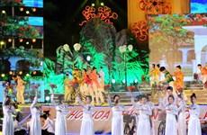 Hải Phòng tưng bừng khai mạc Lễ hội Hoa phượng đỏ lần thứ 4