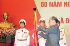 Ngành Hàng Hải Việt Nam đón nhận Huân chương Độc lập hạng Ba