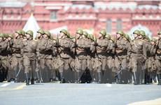 Lãnh đạo Việt Nam gửi thư chúc mừng lãnh đạo Liên bang Nga