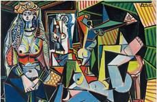 Bức tranh sơn dầu của danh họa Picasso được bán với giá kỷ lục