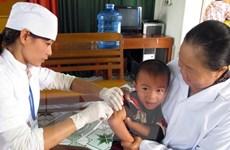 Sẽ tiêm vắcxin sởi-rubella trong Chương trình tiêm chủng mở rộng