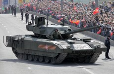 """Nga phát triển đạn kiểu hạt nhân dành cho """"siêu tăng"""" Armata"""