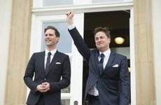 Thủ tướng Luxembourg kết hôn với người tình đồng giới