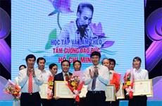 Gần 78.000 bạn trẻ tham gia cuộc thi học tập đạo đức Hồ Chí Minh