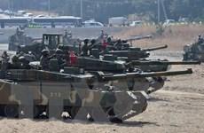 Quân đội Hàn Quốc và Mỹ chuẩn bị cho ra mắt sư đoàn hỗn hợp