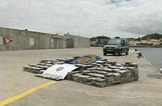 Cảnh sát Bồ Đào Nha và Bỉ thu giữ một lượng lớn cocain