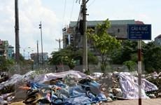 Tồn tại nhiều bất cập trong bảo vệ môi trường tại thủ đô Hà Nội