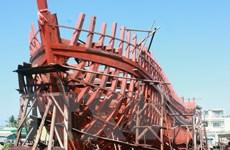 Cà Mau cho vay 145 tỷ đồng đóng mới tàu cá theo Nghị định 67