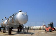 Sẽ thử áp bồn dầu Nhà máy lọc hóa dầu Nghi Sơn vào tháng 8