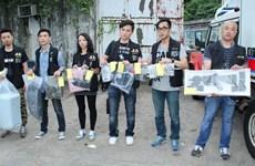 Cảnh sát Hong Kong bắt 10 nghi can âm mưu chế tạo bom