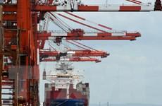 Xuất khẩu chậm đè nặng triển vọng tăng trưởng kinh tế Nhật