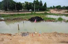 Đồng Nai: Hai chị em chết đuối dưới hố nước công trình đang thi công