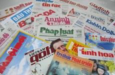 Phát huy hơn nữa vai trò của báo chí trong sự nghiệp đổi mới