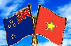 Điện mừng 40 năm thiết lập quan hệ ngoại giao Việt Nam-New Zealand