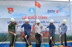 Quảng Bình: Xây dựng Cột cờ chủ quyền Tổ quốc tại đảo Hòn La