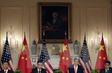 Mỹ-Trung nhất trí tăng cường hợp tác bảo vệ các đại dương