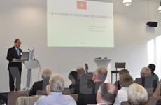 Chính khách Đức hoan nghênh bài phát biểu của ông Nguyễn Thiện Nhân