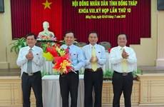 Bầu bổ sung Phó Chủ tịch Hội đồng nhân dân tỉnh Đồng Tháp