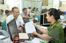 Xác định Chỉ số hài lòng của người dân về sự phục vụ hành chính