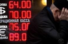 Cuộc khủng hoảng Hy Lạp có thể ảnh hưởng đến giá đồng ruble