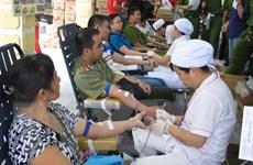 Thành phố Hồ Chí Minh vận động được hơn 100.000 đơn vị máu