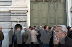 Hệ thống ngân hàng Hy Lạp sẽ sụp đổ nếu không có gói cứu trợ thứ 3