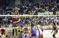 Giải bóng chuyền nữ quốc tế VTV Cup 2015 gây sốt tại Bạc Liêu