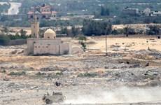 Quân đội Ai Cập tiêu diệt 17 phần tử cực đoan ở khu vực Sinai