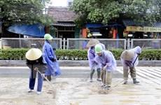 Tỉnh Quảng Ninh nỗ lực phòng chống dịch bệnh sau mưa lũ