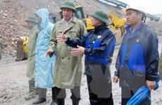 Quảng Ninh kiên quyết không để dân quay lại khu vực nguy hiểm