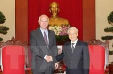 Quan hệ Việt Nam-EU đang trong giai đoạn phát triển tốt đẹp