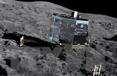 Sao chổi mang thiết bị thăm dò Philae đến điểm gần Mặt Trời nhất