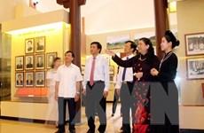 Bàn giao Khu Di tích Ban Thường trực Quốc hội tại Tuyên Quang