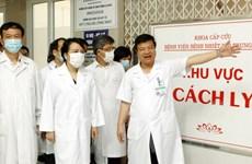 Việt Nam được đánh giá cao trong phòng chống dịch bệnh mới nổi