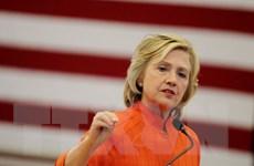 Bầu cử Mỹ: Tỷ phú Donald Trump và bà Hillary Clinton bứt tốp
