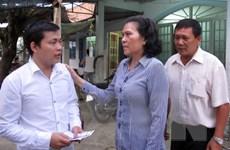 Di lý đối tượng dùng dao rựa chém người xối xả ở Tây Ninh