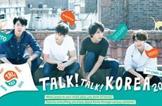 """Việt Nam giành giải Nhất cuộc thi làm video """"Talk! Talk! Korea"""""""