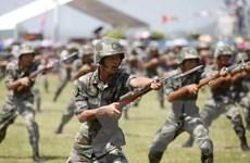 Trung Quốc bác tin điều gấp quân tiếp viện tới biên giới Triều Tiên