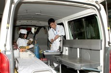 Hà Nội đảm bảo công tác y tế phục vụ lễ kỷ niệm 70 năm Quốc khánh