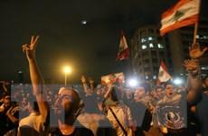Hơn 50.000 người Liban biểu tình phản đối vấn nạn rác thải