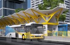 """Xe buýt nhanh - """"lời giải"""" cho bài toán giao thông ở Hà Nội"""