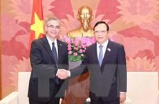 Việt Nam và Argentina chia sẻ kinh nghiệm lập pháp, giám sát