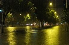 Tối và đêm 2/9 Hà Nội có mưa rào, không thuận lợi xem pháo hoa