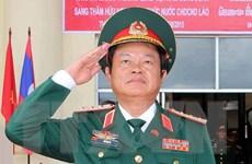 Thượng tướng Đỗ Bá Tỵ dự kỷ niệm Chiến thắng phátxít tại Trung Quốc