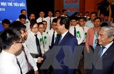 Thủ tướng Chính phủ gặp mặt 70 nhà khoa học trẻ tiêu biểu 2015