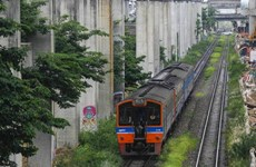 Dự án đường sắt Thái Lan-Trung Quốc có thể bị hoãn do bất đồng