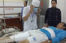 Cướp biển xả súng vào tàu cá gây thương vong cho ngư dân Việt