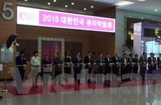 K-Beauty 2015 - Triển lãm về làm đẹp lớn nhất tới nay ở Hàn Quốc