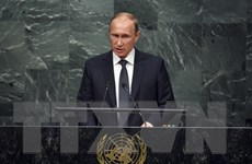 Tổng thống Nga phát biểu tại Đại hội đồng LHQ lần đầu trong 10 năm