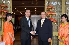 Quan hệ Indonesia-Việt Nam đã được thử thách qua bề dày 60 năm
